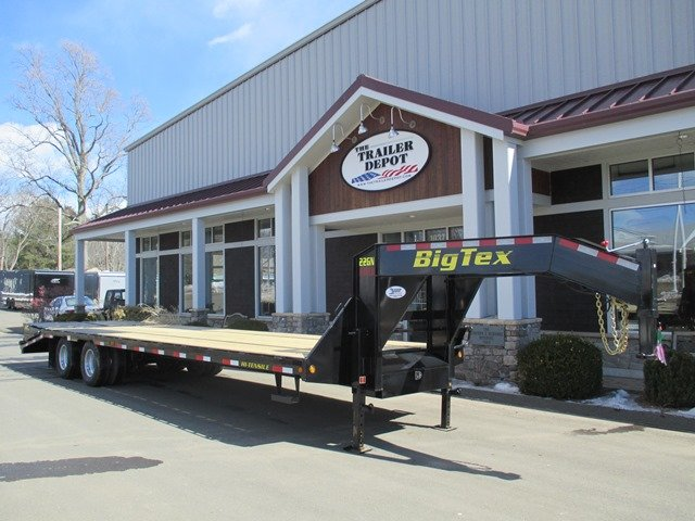 Equipment Trailers- Deckover