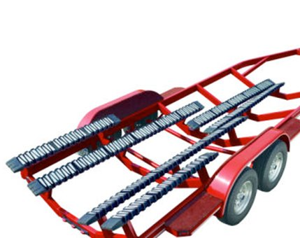 Boat Rollers & Bunks