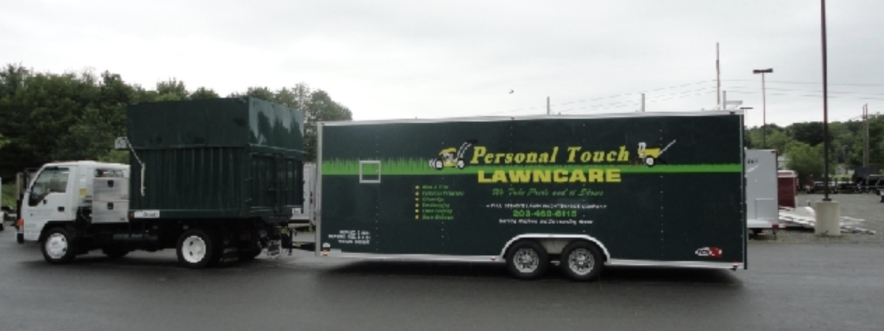 trailers for sale for landscaper contractors